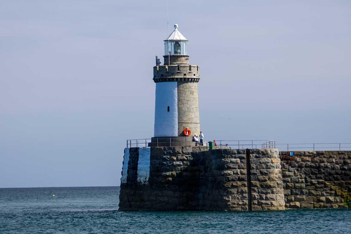 Castle Breakwater Lighthouse