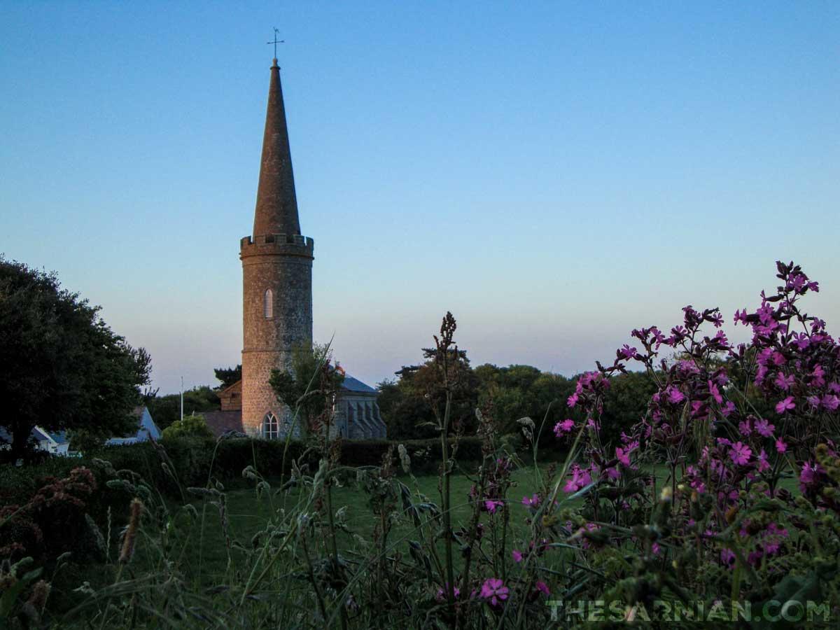 Torteval Church