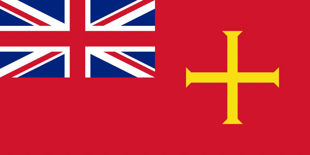 Guernsey civil ensign