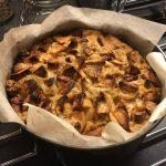 Guernsey Gache Melee spiced apple cake